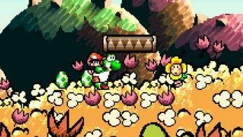 Se corrige un glitch de la versión original de Super Mario World 2: Yoshi's Island en Nintendo Switch Online