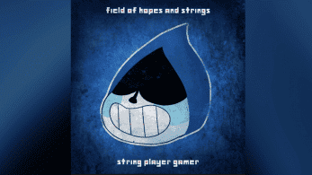 Field of Hopes and Strings, un nuevo álbum inspirado en Deltarune, ya está disponible