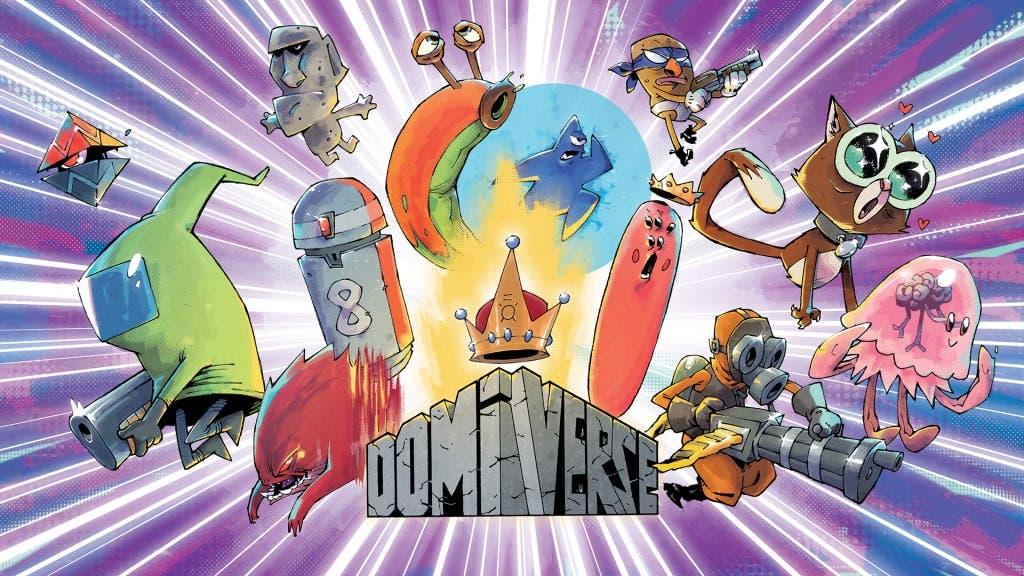 Domiverseestá de camino a Nintendo Switch