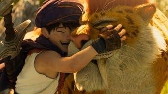 La película Dragon Quest: Your Story supera el millón de espectadores en Japón