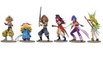 Este set de figuras de Trials of Mana será lanzado en Norteamérica