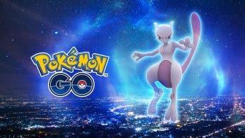 La hora de incursión de Mewtwo variocolor ya tiene nueva fecha en Pokémon GO