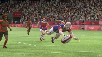 Olympic Games Tokyo 2020: The Official Video Game recibe rugby y más novedades
