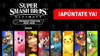 Ya podéis apuntaros al Super Smash Bros. Ultimate European Team Cup 2019-2020 y competir por una plaza en el Splatoon 2 European Championship 2019-2020