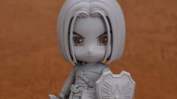 El Héroe de Dragon Quest XI tendrá su propia figura Nendoroid