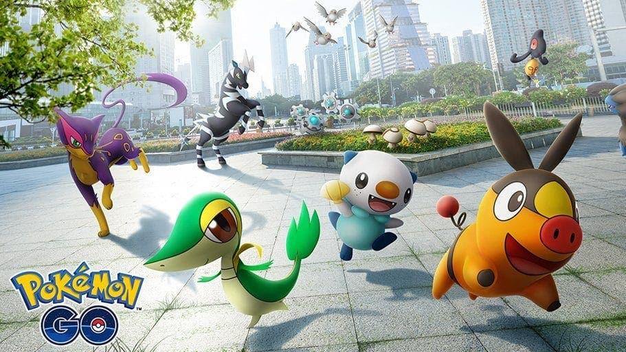 Los Pokémon de Teselia llegan a Pokémon GO: todos los detalles y tráiler