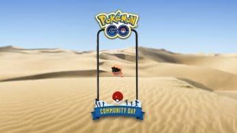 [Act.] Trapinch protagoniza el próximo Día de la Comunidad de Pokémon GO: esto es todo lo que debes saber