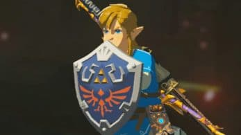 Logran superar Zelda: Breath of the Wild usando solo escudos