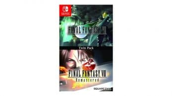 Final Fantasy VII & FFVIII Remastered Twin Pack tendrá distribución física en Europa: disponible el 4 de diciembre
