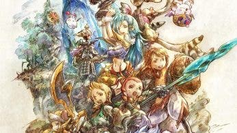 Toshiyuki Itahana, director artístico de Final Fantasy Crystal Chronicles Remastered Edition, comparte este genial diseño del juego