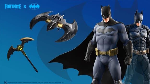 Jim Lee, el CCO de DC Comics, habla sobre la colaboración de Batman y Fortnite