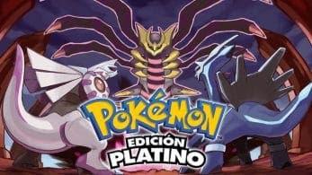 Pokémon Platino cumple 11 años desde su lanzamiento en Japón