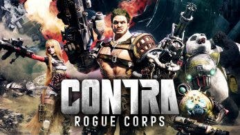 Comparativa en vídeo entre las versiones de Nintendo Switch y PS4 Pro de Contra: Rogue Corps