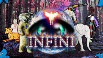 Infini llegará a Nintendo Switch en el primer trimestre de 2020