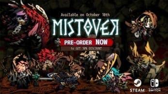 Mistover se lanzará el 10 de octubre, los desarrolladores están tomando el feedback en cuenta