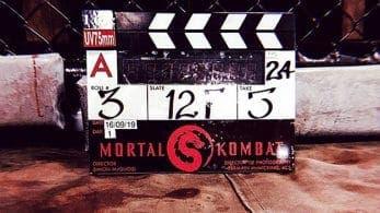 Este podría ser el logo de la nueva película de Mortal Kombat