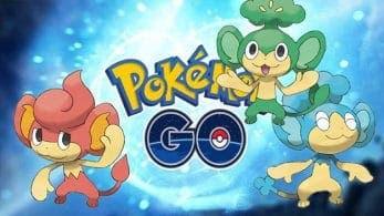 Estos son todos los Pokémon regionales de Teselia en Pokémon GO