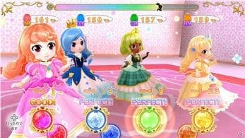 Anunciado Pretty Princess Magical Coordinate para Nintendo Switch