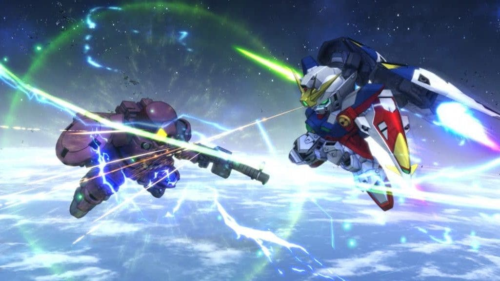 Famitsu puntúa SD Gundam G Generation Cross Rays, Guns of Mercy, Tokyo Dark: Remembrance y más (20/11/19))