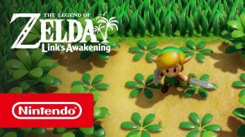 [Act.] Nuevos gameplays de The Legend of Zelda: Link's Awakening y Ni no Kuni: La ira de la bruja blanca