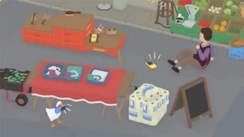 Untitled Goose Game se inspiró en Super Mario 64 para el movimiento en 3D