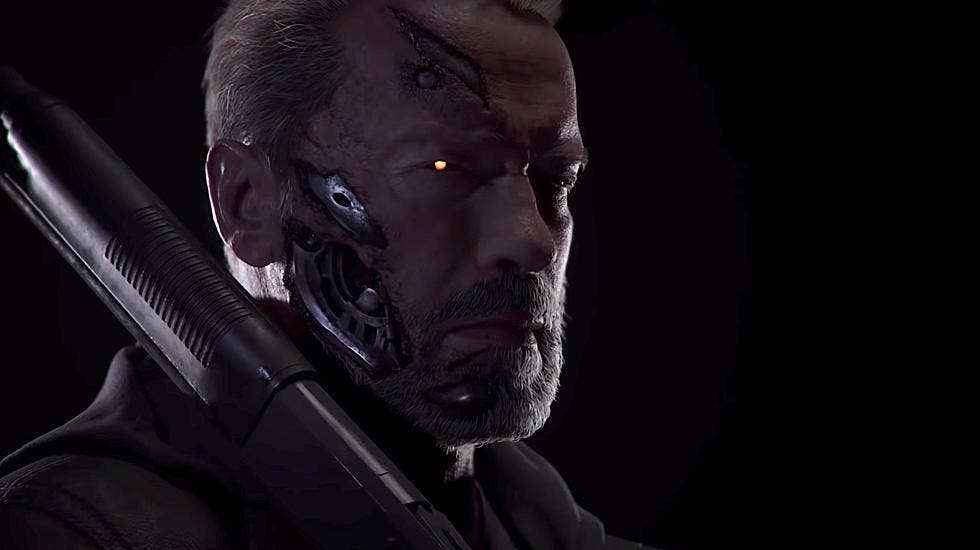Arnold Schwarzenegger eligió al actor de voz de Terminator en Mortal Kombat 11