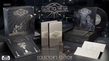 Close to the Sun se lanza el 29 de octubre con esta genial edición de coleccionista