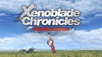 Xenoblade Chronicles: Definitive Edition parece incluir una zona desechada de la versión original