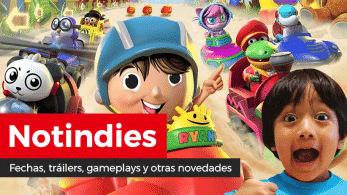 Novedades indies: Bad North: Jotunn Edition, Race With Ryan, WILL: A Wonderful World, Distraint: Deluxe Edition y Jet Kave Adventure