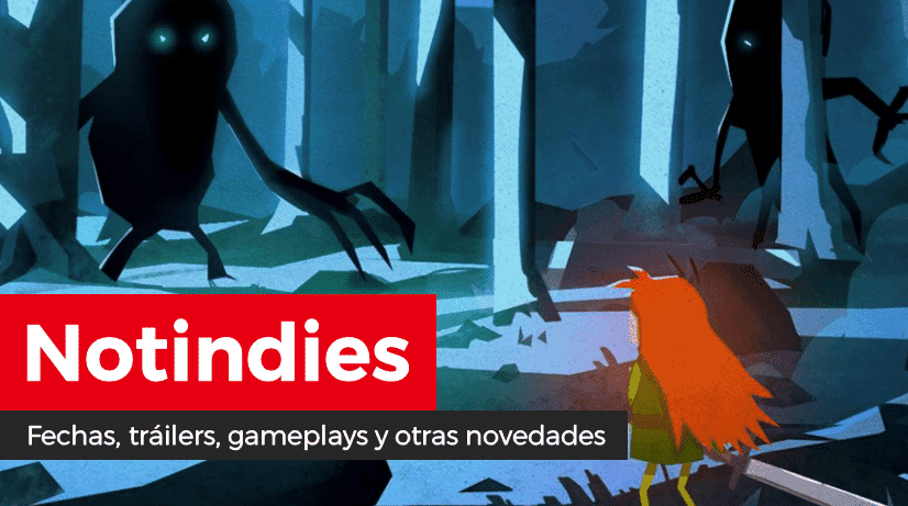 Novedades indies: Anonymous;Code, Mable & The Wood, The Long Journey Home, Armello, Celeste, Furwind, Thine Own, Trine 4, Ellen, Little Racer, SpaceColorsRunner, Spice and Wolf VR y más