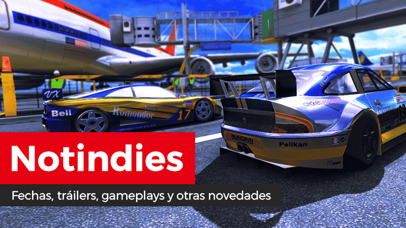 Novedades indies: '90s Super GP, Freedom Finger, Golf Peaks, Piczle Cross Adventure, Brunch Club, Hakuoki Shinkai Tsukikage no Shou, Kingdom Two Crowns, Metallic Child, Fin and the Ancient Mystery y más