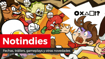 Novedades indies: Motto! New Puzz Osomatsu-san, R-Type Final 2, BurgerTime Party, Shakedown Hawaii, Spellworm y Vitamin Connection