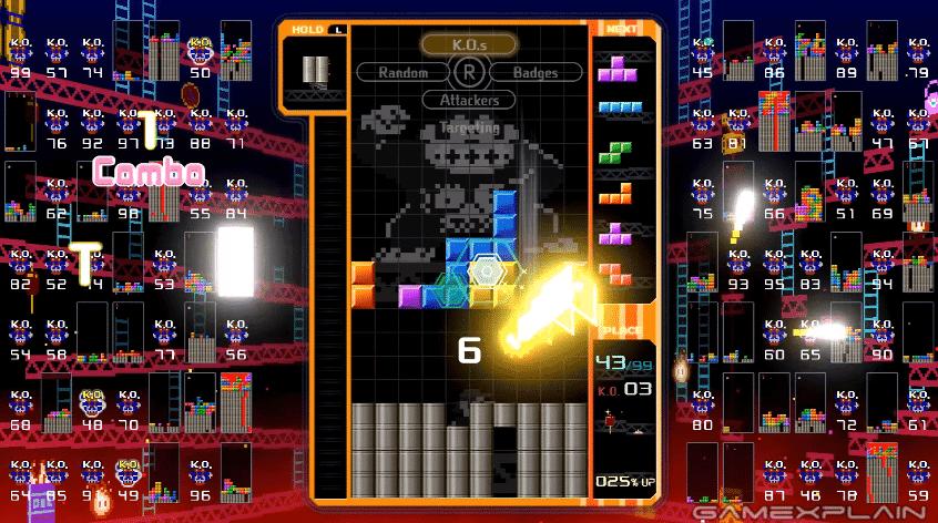 [Act.] Un vistazo en vídeo a los temas de Zelda, Super Mario Bros. y Donkey Kong de Tetris 99