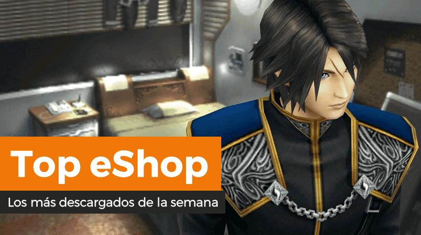 Final Fantasy VIII Remastered ha sido lo más descargado de la semana en la eShop de Nintendo Switch (7/9/19)