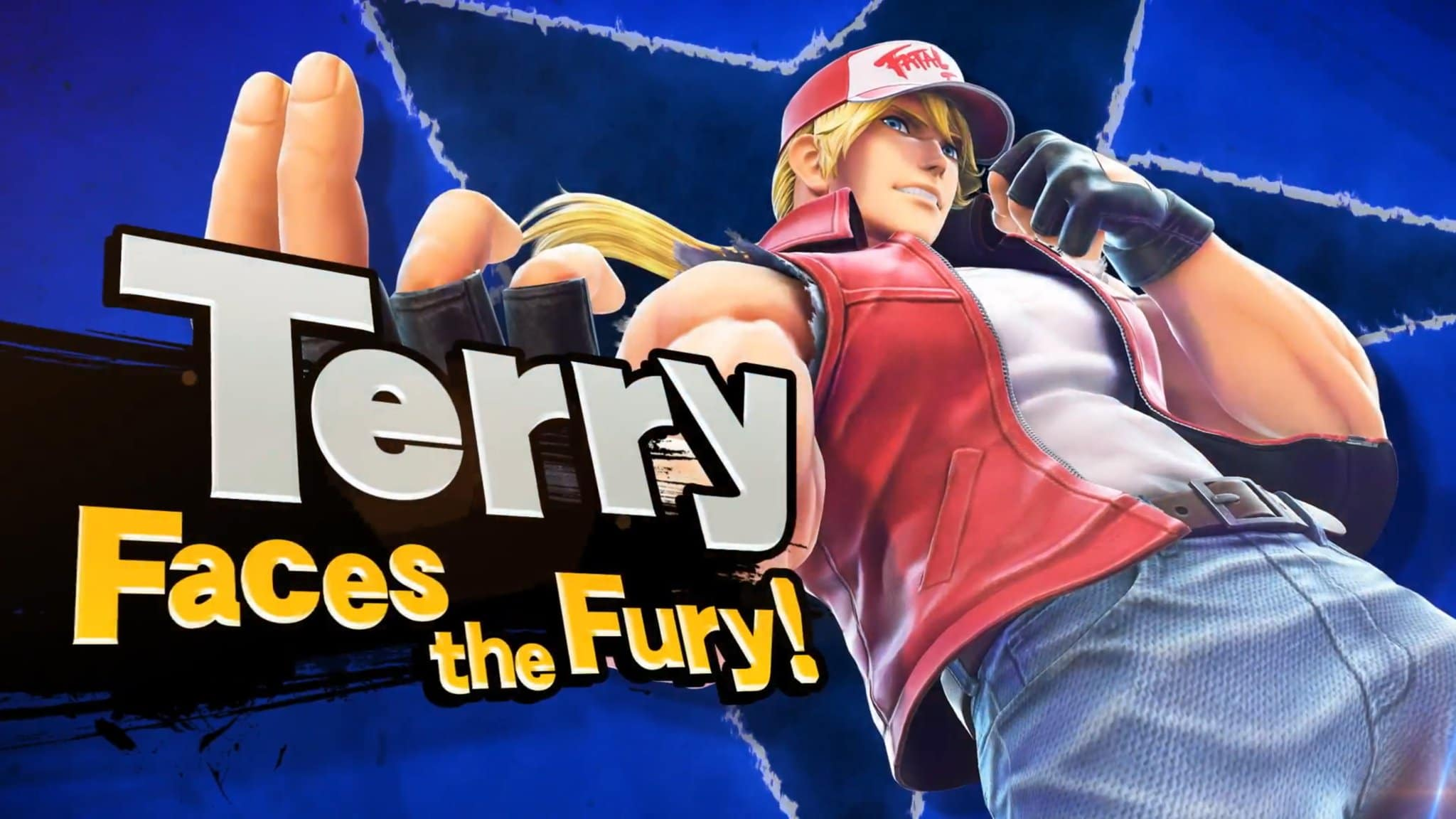 Super Smash Bros. Ultimate - Terry Bogard released!