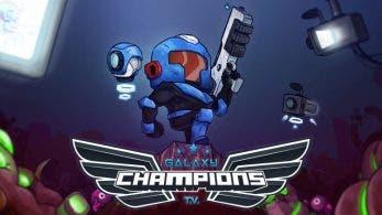Galaxy Champions TV llegará a la eShop de Nintendo Switch el próximo 3 de octubre