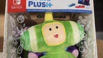 Katamari Damacy Reroll: New Game Plush+ se lanza mañana en Norteamérica