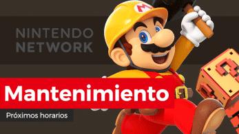 Estas son las tareas de mantenimiento que Nintendo prevé para los próximos días (13/10/19)