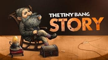 Restaura el mundo como si de un puzle se tratase en The Tiny Bang Story, disponible el 4 de octubre en Nintendo Switch
