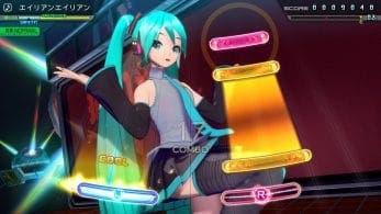 Nuevos detalles y capturas de pantalla de Hatsune Miku: Project DIVA Mega Mix