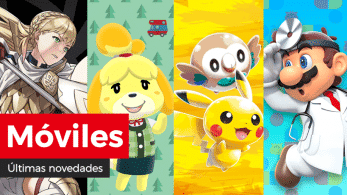 Novedades para móviles: Actualización 3.9.0 y más en Fire Emblem Heroes, avance de actualización y más en Animal Crossing: Pocket Camp, actualización 1.3.0 y más en Pokémon Rumble Rush y nuevos doctores y más en Dr. Mario World