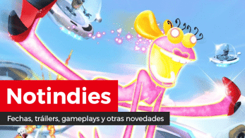 Novedades indies: Double Switch: 25th Anniversary Edition, Fly! Dragon, Ms. Splosion Man y Shovel Knight Dig