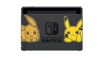 Ya disponible restock de los Joy-Con y el dock de Super Smash Bros. Ultimate y el dock de Pokémon: Let's Go