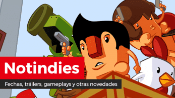 Novedades indies: Super Crate Box, Armello, Dauntless, Gunvolt Chronicles: Luminous Avenger iX, Railway Empire, Super Blood Hockey, Xeodrifter, Cat Quest II y Police Stories