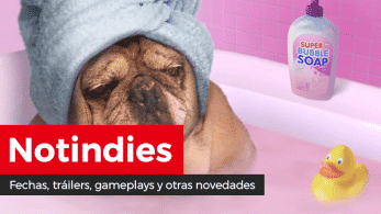 Novedades indies: Lonely Mountains: Downhill, The Jackbox Party Pack 6, Bad North, BQM Block Quest Maker, Crypt of the NecroDancer, Dusk Diver, Fight of Gods, Gunvolt Chronicles: Luminous Avenger iX, Yaga y más