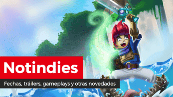 Novedades indies: A Knight's Quest, CROSSNIQ+, Petoons Party, Ritual: Sorcerer Angel, Celeste, Duck Game, Snooker 19, Blasphemous, Haven, Vitamin Connection, Jet Kave Adventure y más
