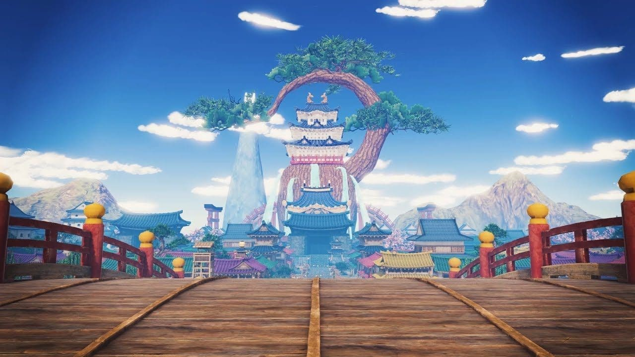 Echad un vistazo al segundo vídeo promocional de One Piece: Pirate Warriors 4