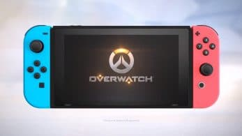 Overwatch usa chat de voz nativo en Nintendo Switch