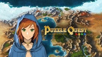 Puzzle Quest: The Legend Returns y Furuki Yoki Jidai no Boukentan Ne quedan confirmados para Nintendo Switch