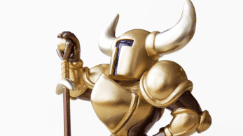 Unboxing del pack triple y del amiibo dorado de Shovel Knight